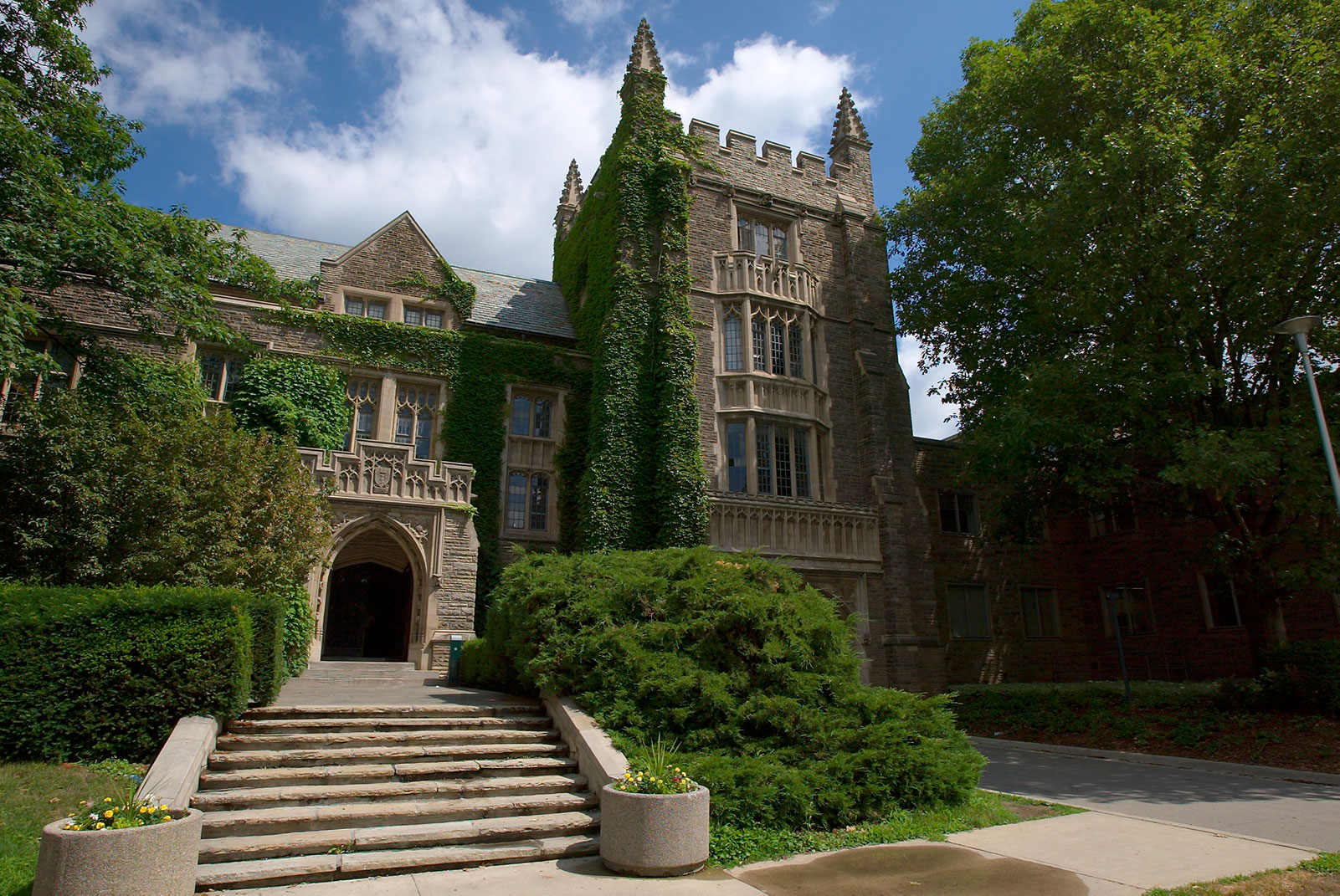 Photo of McMaster University