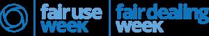 fair use week fair dealing week logo